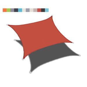 Waterproof Triangular Shade Sail Outdoor Oxford Cloth Anti-UV Sunshade Canopy