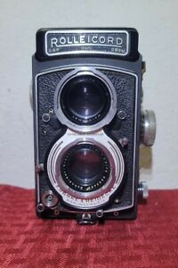 Vintage Rolleicord Camera Made in Germany *AS IS*