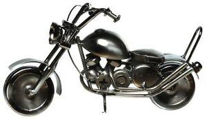 Geschenk Chopper Biker Motorrad Geburtstagsgeschenk Modell Geldgeschenk