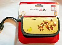 Nintendo Donkey Kong Game Traveller Case For 3DS RED  NEW CR076 DD 03