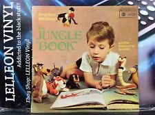 Walt Disney The Jungle Book & Songs LP Album Vinyl MFP1207 A1/B1 Children 60s