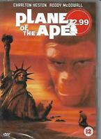 Planet of the Apes DVD New Sealed Charlton Heston Roddy McDowall 1968