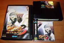 Fatal Fury 3 AES Neo Geo Cartridge NGH Garou Rare