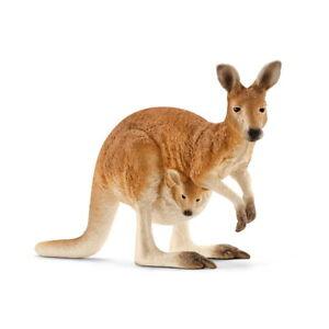 Schleich Wild Life - Kangaroo - 14756 - Authentic - New