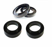POLYPRO 30MM COIL SPRING SPACERS FRONT REAR FOR TOYOTA LANDCRUISER 80 105 SERIES