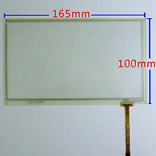 7'' Touch Screen Digitizer GPS AT070TN92 For Car Navigation DVD 165mm*100mm