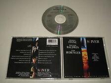 SLIVER/SOUNDTRACK/SHARON STONE(VIRGIN/CDVMM 11)CD ALBUM