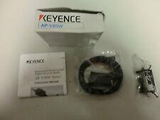 Keyence Pressure Sensor Amplifier AP - V85W, NEW