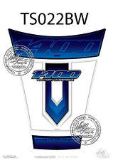 SUZUKI GSX 1400 GSX1400 2001 - 2008 Moto Réservoir Pad Motografix Gel Protecteur