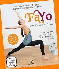 Petra Bracht, Roland Liebscher-Bracht - FaYo Das Faszien-Yoga - mit Übungs-DVD