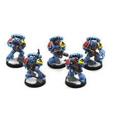 SPACE WOLVES 5 Grey Hunters Wolf Guards #3 Well Painted Warhammer 40K