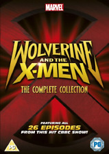Wolverine and the X-Men Complete Collection [DVD], Very Good DVD, ,