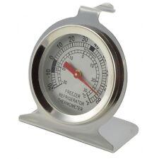 Kühlschrank Thermometer,Gefrierschrank Thermometer,Edelstahl,Perfect Home
