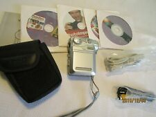 Omni2 Mini Digital Video Camcorder 12MP Digital Camera in box+ extras  F8