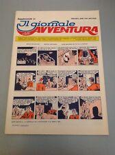 BRICK BRADFORD Daily Strips 5-10/52 - Il Giornale dell'Avventura C.Conti 1975