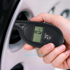 Keychain Tire Pressure Tester Digital Car Bike Truck Air PSI Meter Tyre Gauge