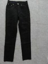 Slim, Skinny, Treggins Cotton Dress Pants for Women
