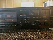 Vintage Quadraflex Cassette Deck Model# Reference 712D