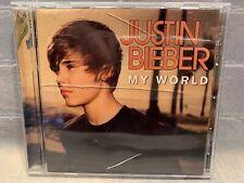 My World by Justin Bieber CD