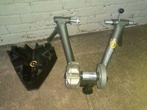 CycleOps Fluid2 Indoor Bike Trainer Fluid 2 Cycle Ops. Multi Riser Block