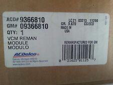 ACDelco 9366810 GM Original Equipment Vehicle Control Module