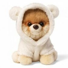 GUND Itty Bitty Boo - Wearing a Bear Suit - The Worlds Cutest Dog - Soft Toy