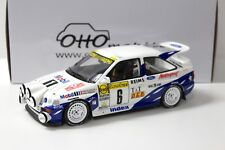 1:18 Otto ford escort cosworth rally monte carlo 1994 New en Premium-modelcars