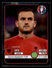 Panini Euro 2016 (Swiss Star Edition) Sokol cikalleshi Albania No. 88