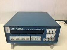 Computer Weld Technology CWT Arc Data Monitor III