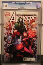 Avengers: The Children's Crusade #4 (2011) CGC 9.8 WHITE Young Avengers (Only 3)
