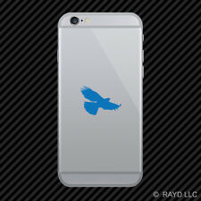 (2x) Eagle Cell Phone Sticker Mobile bird accipitridae #3 many colors