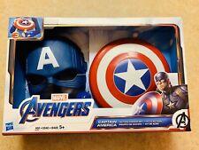 Avengers captain america action armor play set