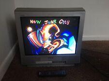 "Sony KV-20fs12 20"" 480i CRT Television  Black  Color TV Trinitron"