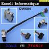 Conector de alimentación conector dc jack cable HP Touchsmart 15-d104tx conector
