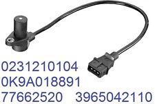 Fiat Punto GT-Turbo Siena Hyundai H1 Starx Crankshaft Sensor 77662520 3965042110