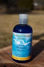 Shampoo for Oily Hair Organic Phytotherapy  Aromatherapy Homeopathic 8 oz