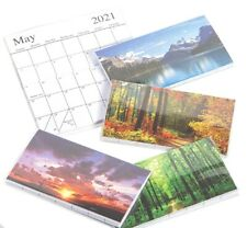 2021-2022 Nature 2 Year Planner Pocket Calendar *FREE SHIPPING*