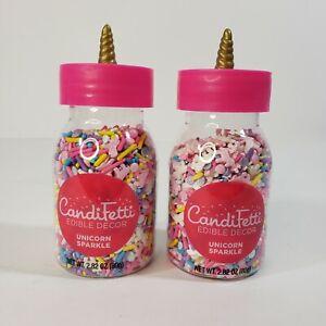 CandiFetti Edible Decor Unicorn Sprinkles