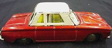 Antique China Tin #MF195 1960'S SEDAN BY Kung Yuan Mitsuhashi Asahi, VERY RARE!