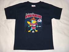Colorado Avalanche AGENT P #00 NHL Majestic Phineas and Ferb T-Shirt Kids S(4)
