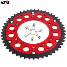 JT Sprockets JTSK4025 520X1R2 Chain and 15 Front//38 Rear Tooth Sprocket Kit
