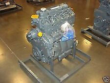 PERKINS 4.236 REMANUFACTURED DIESEL ENGINES - JCB LOADER