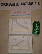 Hassinger Sneaker Planter Ceramic Mold# 255
