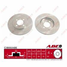 Bremsscheibe, 1 Stück ABE C3B002ABE