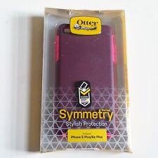 "Brand NEW Otterbox Symmetry Case for iPhone 6 Plus  6S Plus ( 5.5"" ) Purple OEM"