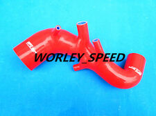 RED Silicone Induction Intake Hose for AUDI TT S3 Seat Leon Cupra R 1.8T 225HP