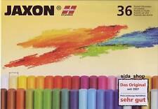 JAXON 36 Stück Pastell-Ölkreide Kreide Öl-Pastellkreide Ölkreide NEU&OVP