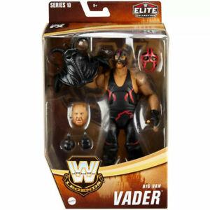 WWE Elite Collection Legends Series 10 Big Van Vader Target Exclusive