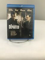 The Departed (2006) - BluRay Disc - Leonardo DiCaprio Crime Thriller Drama Movie