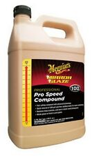 Mirror Glaze Pro Speed Compound, Gallon MGL-M10001 Brand New!